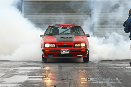 Burnout Competion