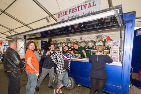 Dragstalgia Beer Festival