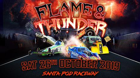 Flame & Thunder
