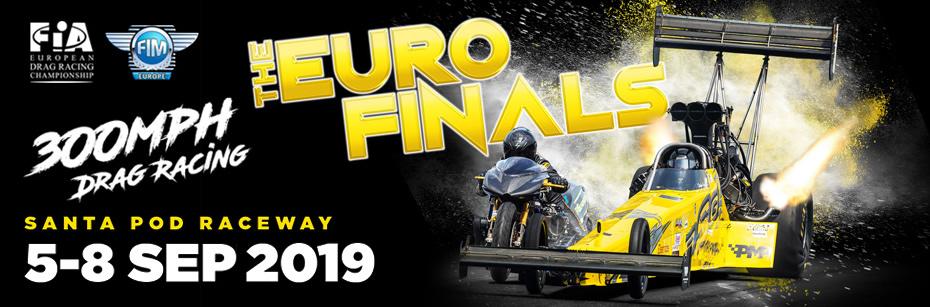 Santa Pod Raceway - European Finals