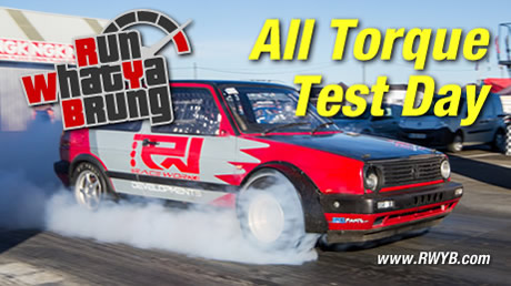 All Torque Test Day