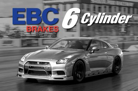 EBC Brakes 6 Cylinder