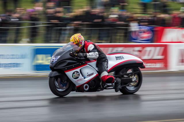 Simon Giordmania Racing