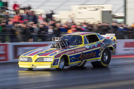 Santa Pod Raceway - Springspeed Nationals Entry List