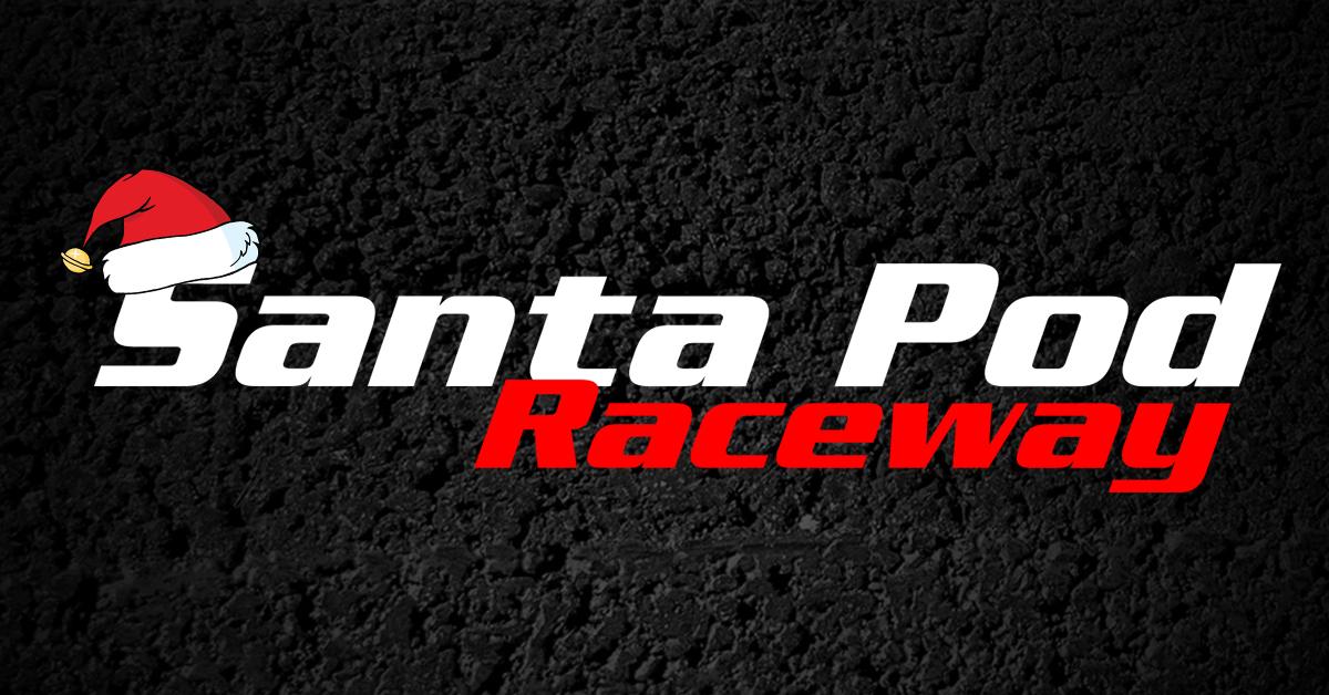 santa pod raceway xmas opening