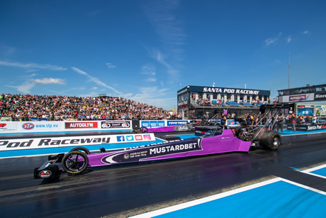 Santa Pod Raceway - Drag Racing Classes